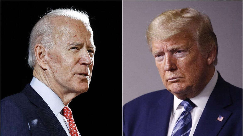 Trum and Biden