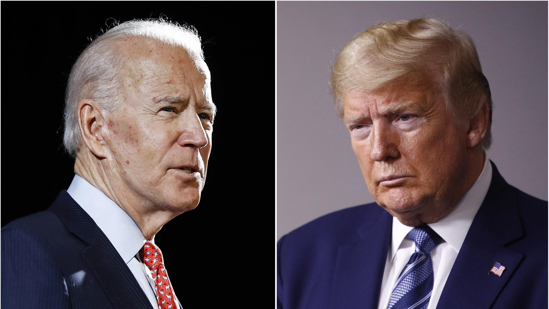 Joe Biden recibe fondos para la transición presidencial en Estados Unidos