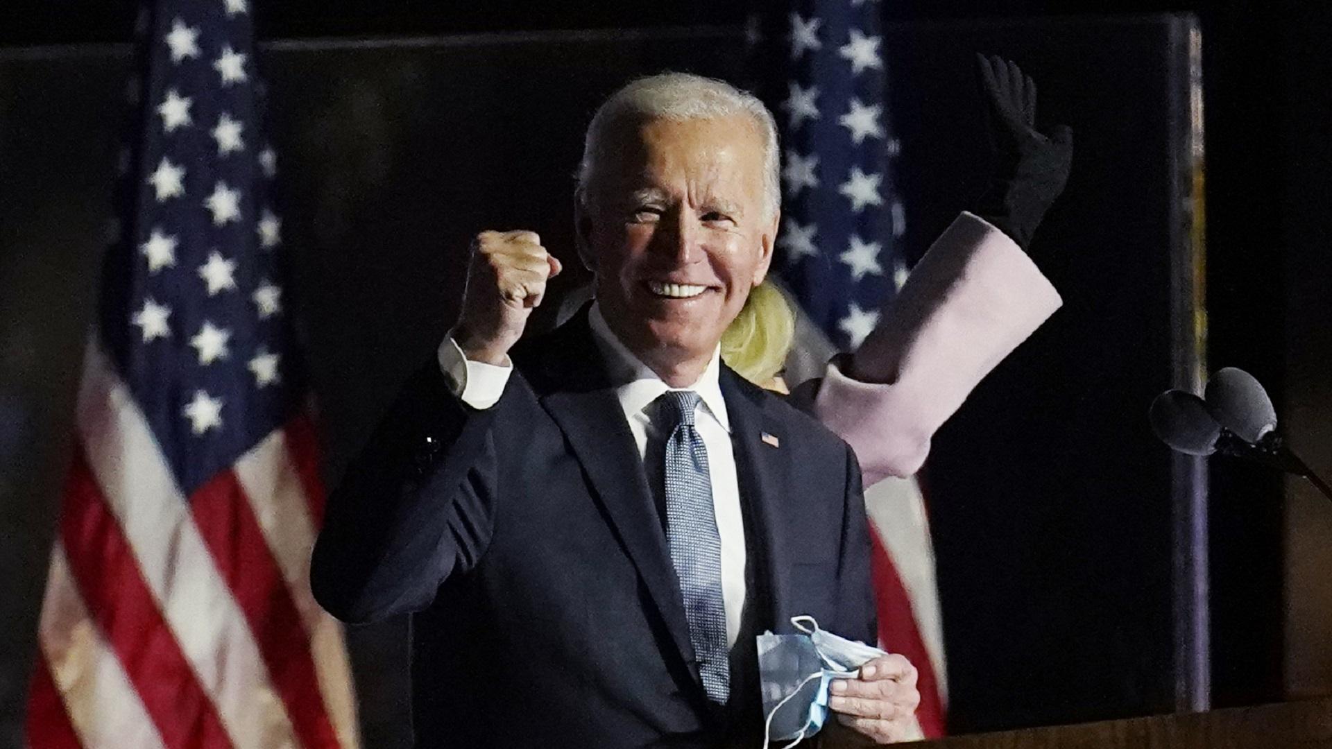 Biden da a conocer a su equipo de comunicaciones: todas son mujeres y una de ellas es hispana