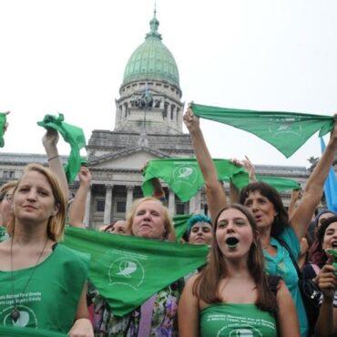 Argentina legalización aborto