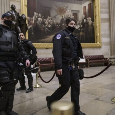Capitolio Violencia