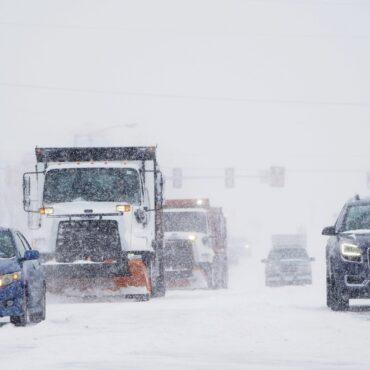 2,600 vuelos cancelados por tormenta de hielo