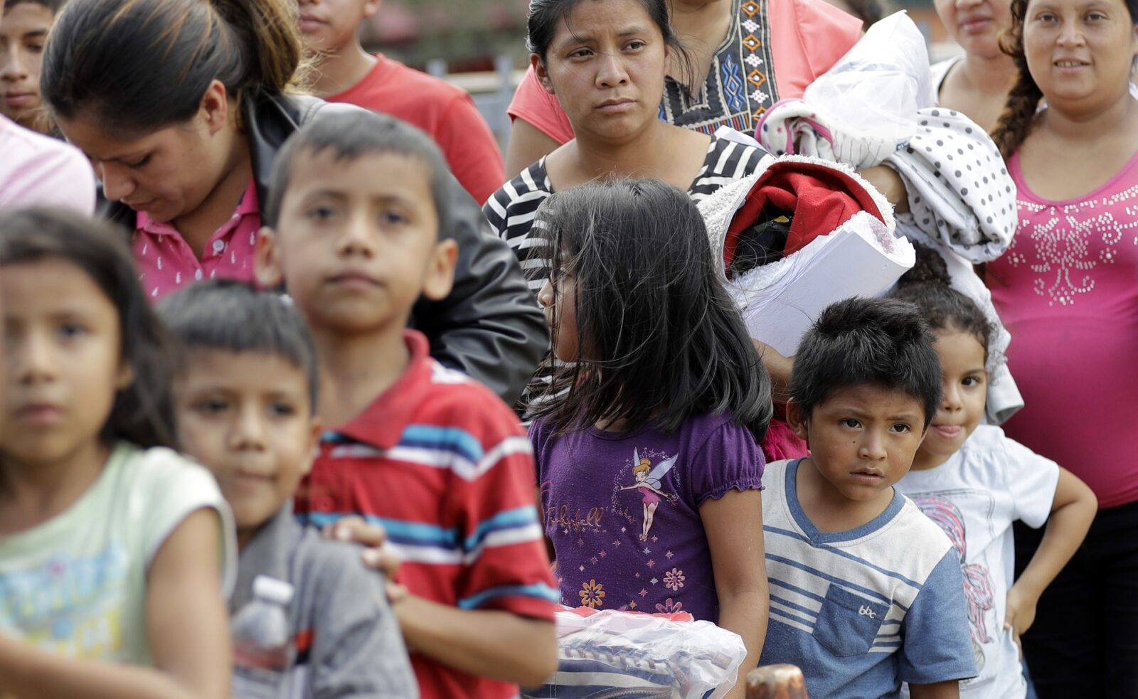Inmigración - Familias separadas