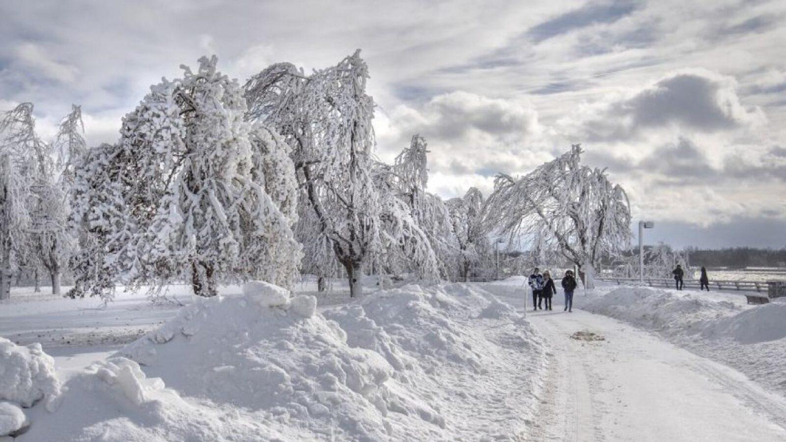Tormenta Invernal